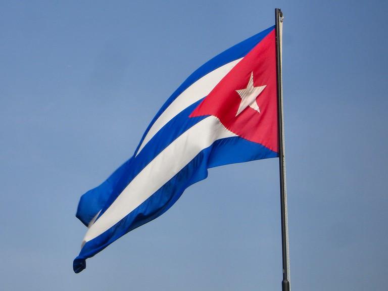 Cuban Flag | © dassel/Pixabay