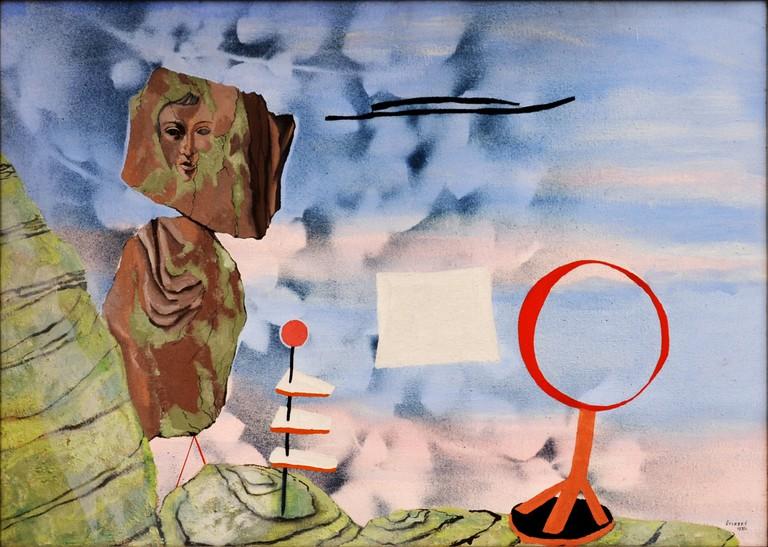 Painting 1932, Jindřich Štyrský | © Jindřich Nosek/WikiCommons