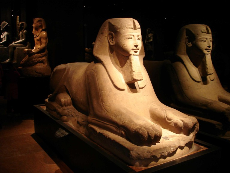 Museo Egizio di Torino   © Tim Adams/WikiCommons