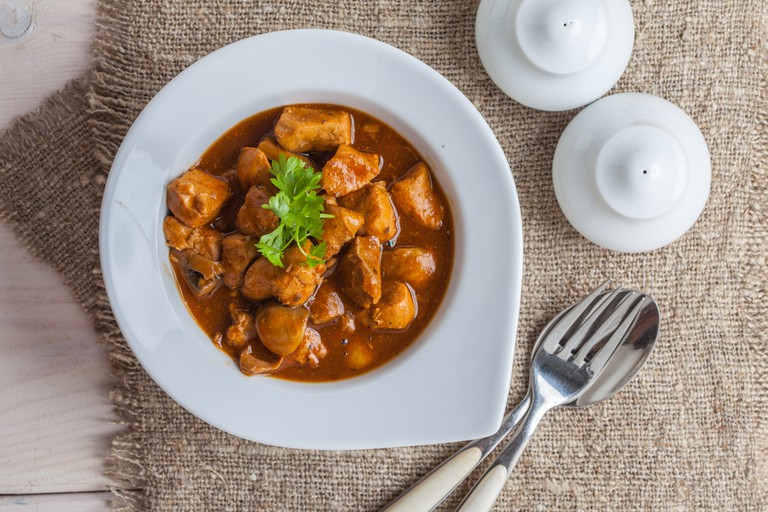 Polish goulash ©Arfo / Shutterstock