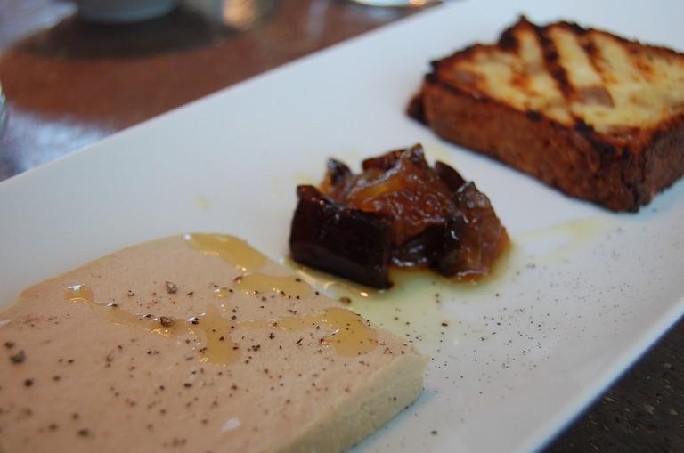 Foie gras terrine | ©snowpea&bokchoi/Flickr