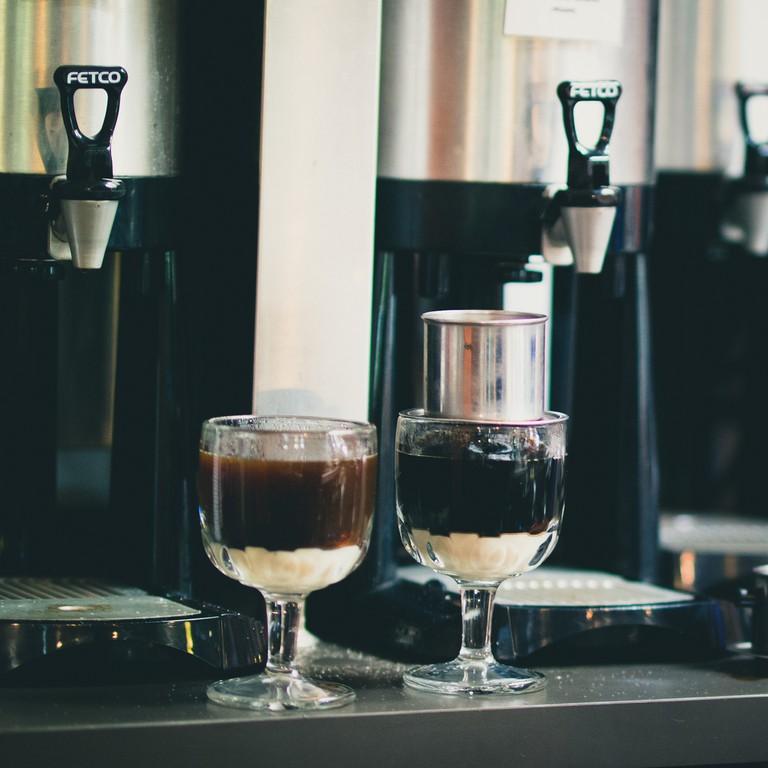 Vietnamese Coffee | ©Nan Palmero/Flickr