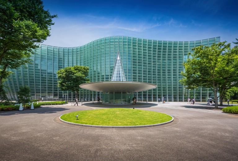 The National Museum of Modern Art Tokyo ©Bule Sky Studio / Shutterstock.com
