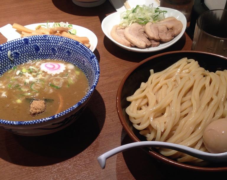 Rokurinsha's signature ramen dish |©Kirk K/Flickr
