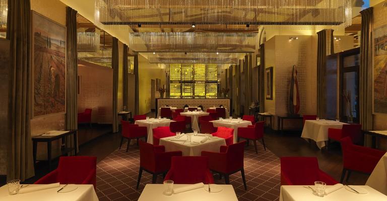 The Restaurant at The Dolder Grand ©The Dolder Grand