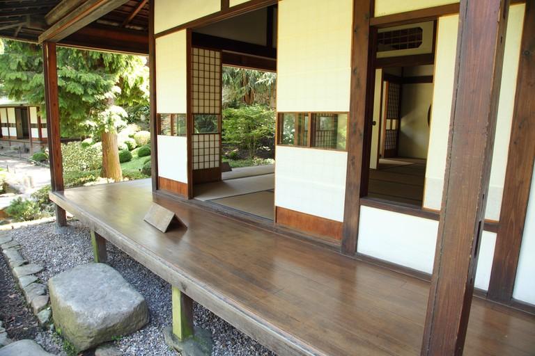 Traditional Japanese House | © Sergii Rudiuk/Shutterstock