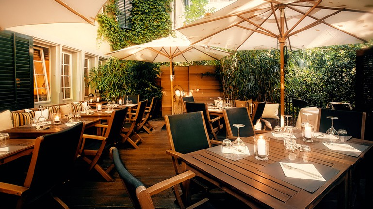 Terrasse & Garden ©www.taos-zurich.ch