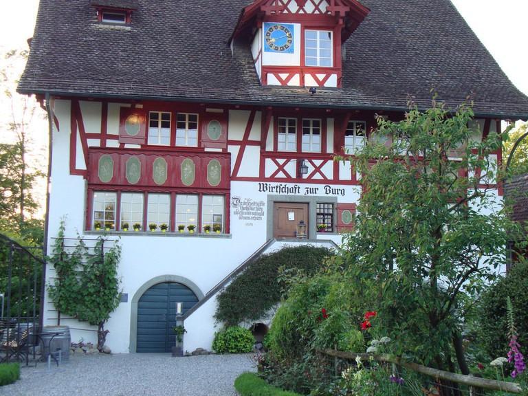 Wirtschaft zur Burg ©Gelbe Seiten - Local.ch
