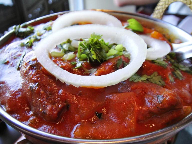 Indian Curry | © hildgrim/flickr