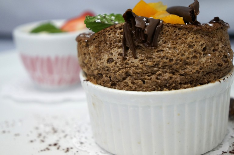 Chocolate Souffle | ©Kurman Communications, Inc./Flickr