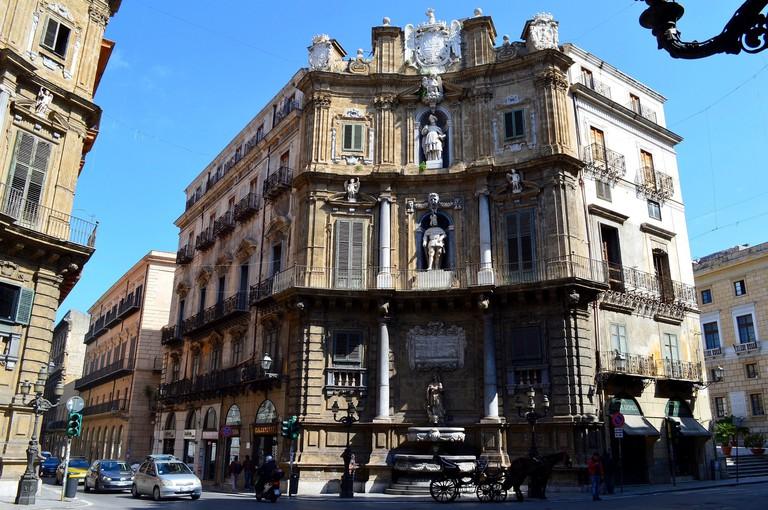 Palermo, Sicily/ ©Pixabay
