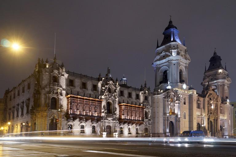 Catedral de Lima © Art DiNo