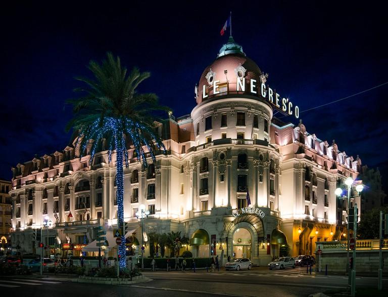 Hotel Le Negresco | ©Kurt Bauschardt/Flickr