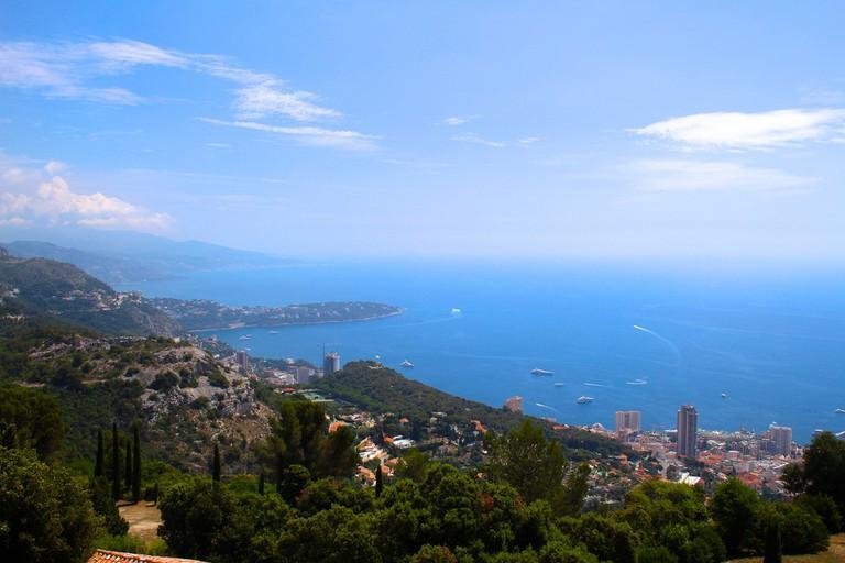 Côte d'Azur | ©Navin Rajagopalan/Flickr