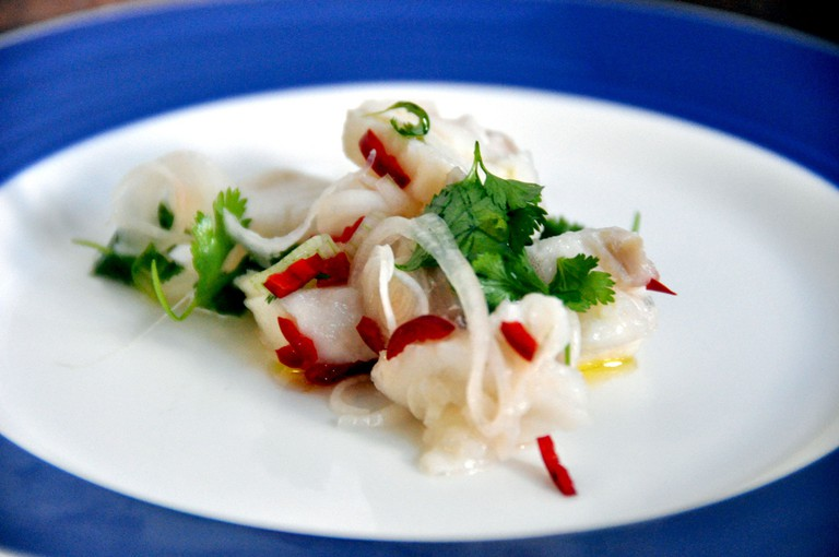 Ceviche | ©cyclonebill/Flickr