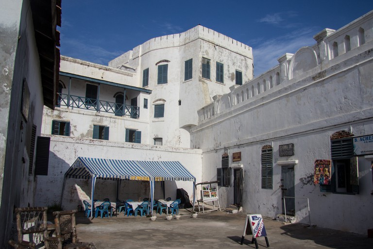 Cape Coast Castle, Ghana © Andrew Moore