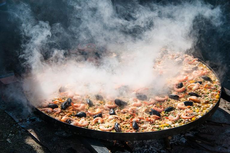Spanish Dishes © michelangeloop / Shutterstock