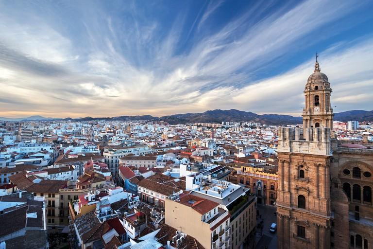 Cathedral of Malaga © Irina Sen / Shutterstock