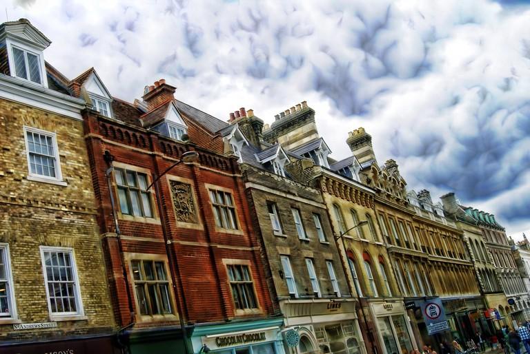 Cambridge UK ©Pixabay