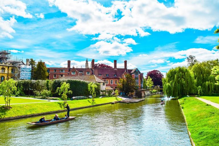 Cambridge/ ©Pixabay