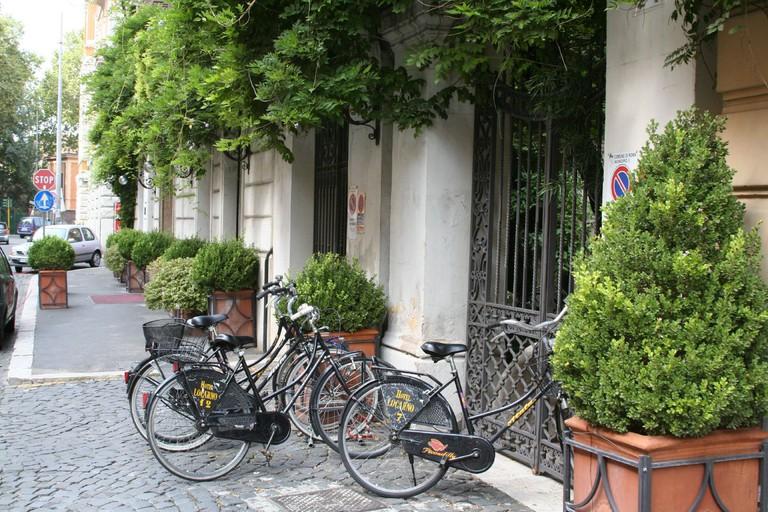 Hotel Locarno ©Nina Hale / Flickr