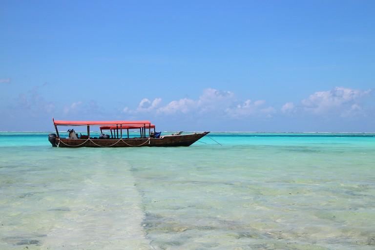 Zanzibar's beautiful beaches/ ©Pixabay
