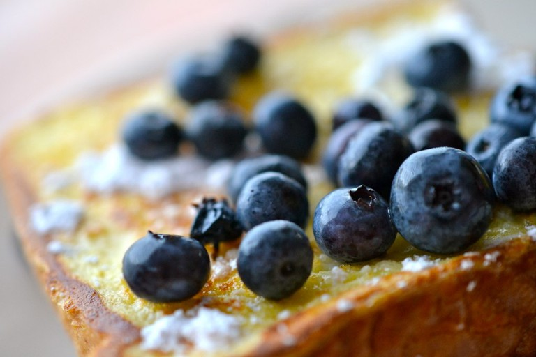 Blueberry French Toast| © allison.hare /Flickr