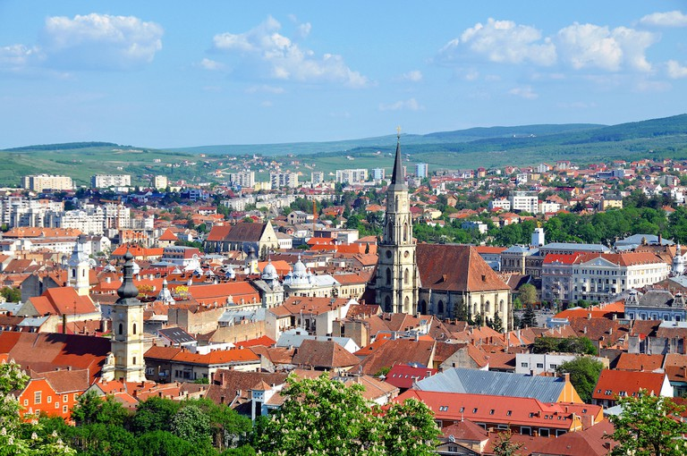 Cluj overview