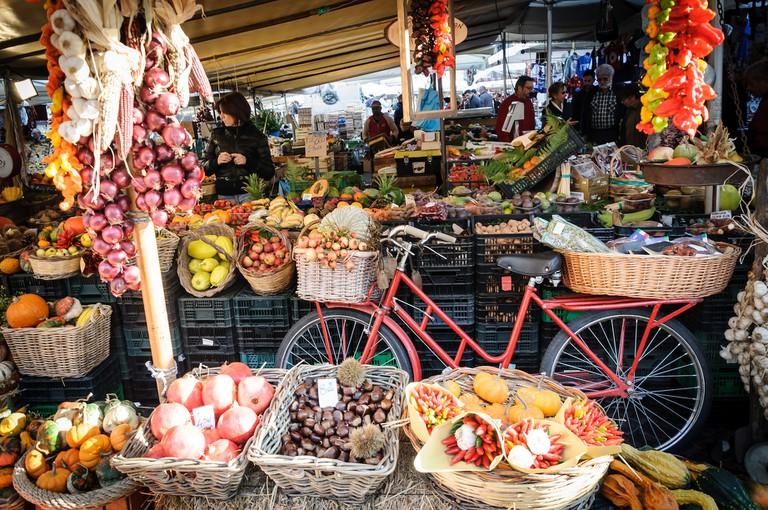 Farmers' market   © Fred PO/Flickr