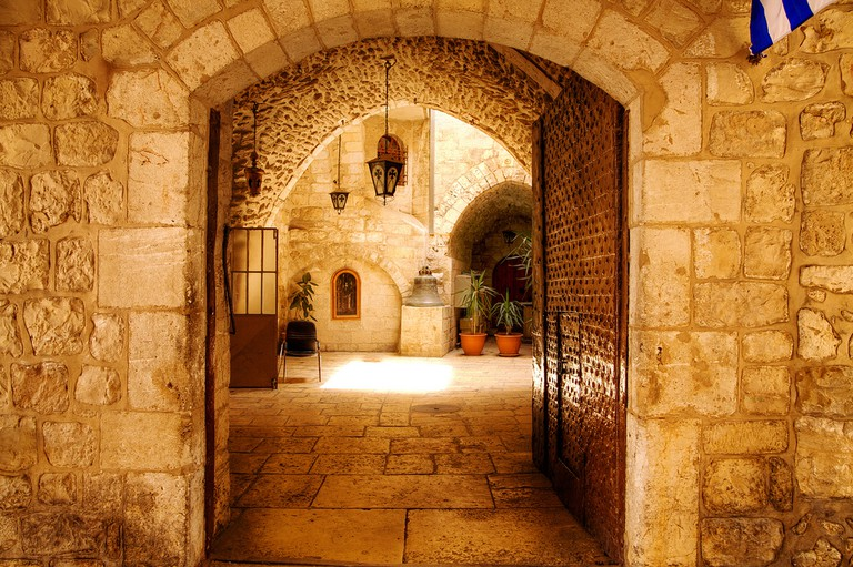 Jerusalem | © Edgardo W. Olivera/Flickr