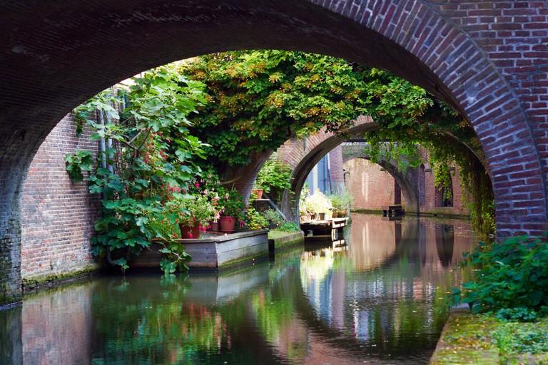 Utrecht, Netherlands  © Hans Splinter