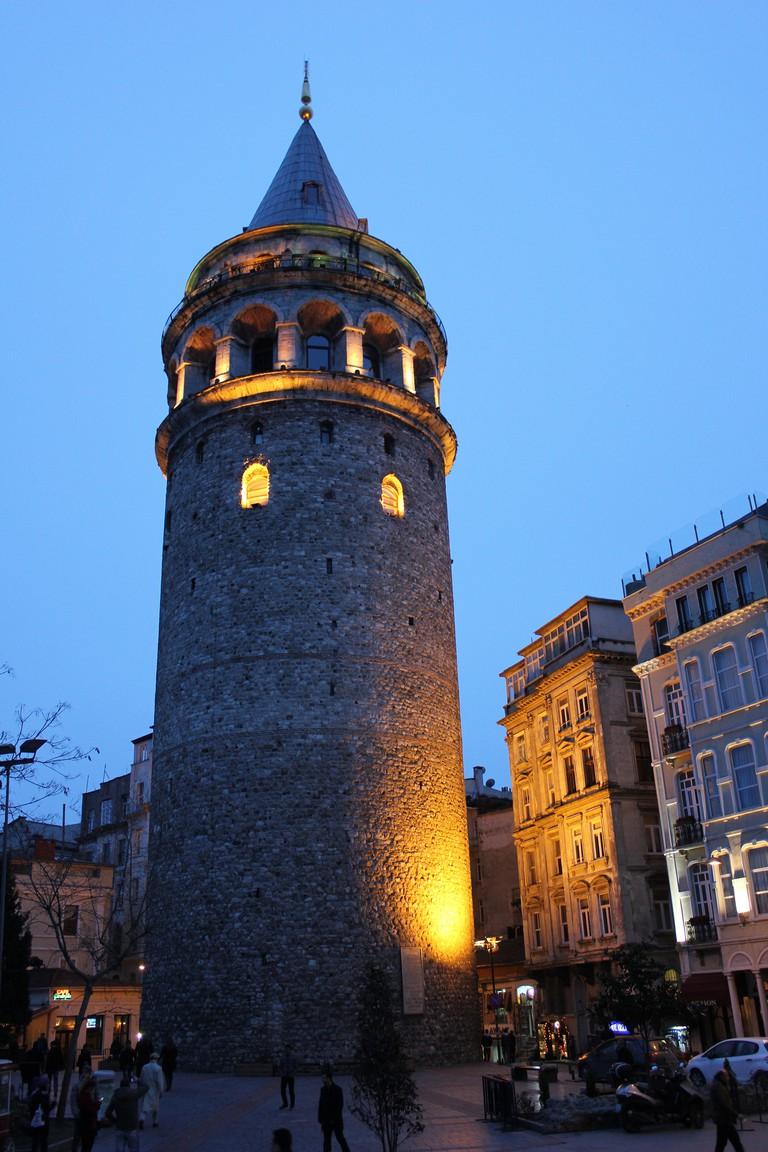 Galata Tower  © Christine und Hagen Graf/Flickr