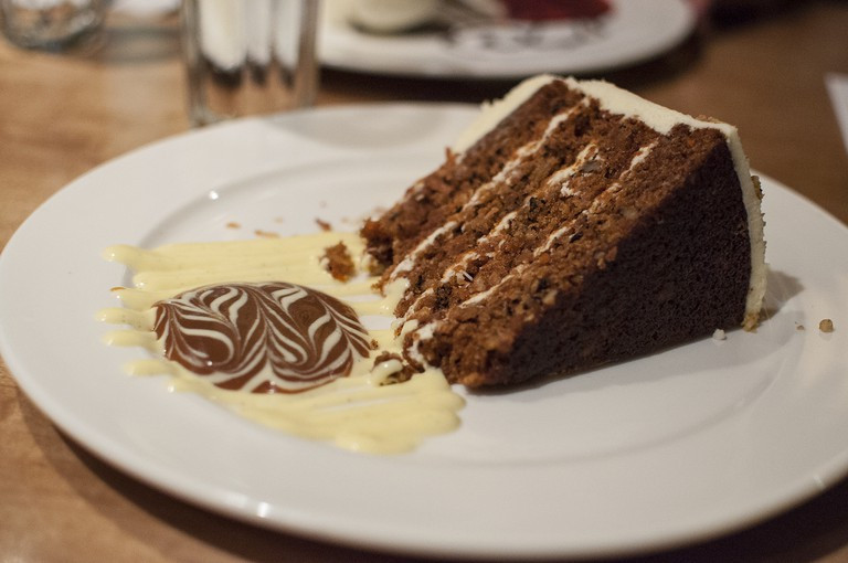 Carrot Cake | ©Yoruhana/ Flickr