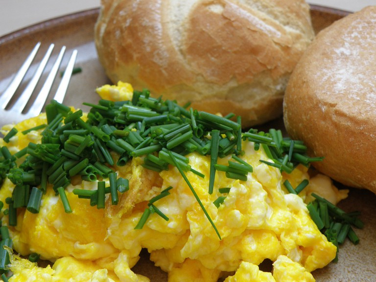 Scrambled Eggs/ ©Pixabay