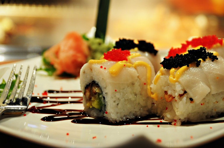 Sushi |© SubtlePanda/Flickr