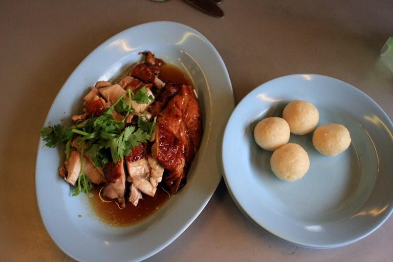 Chicken Rice © Wasabi Kiwi