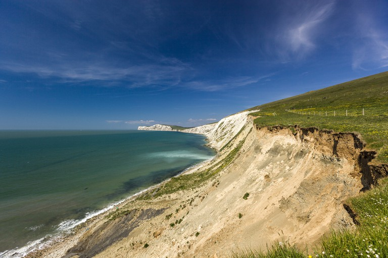 Isle of Wight, England ©Michael Greczynski / Shutterstock