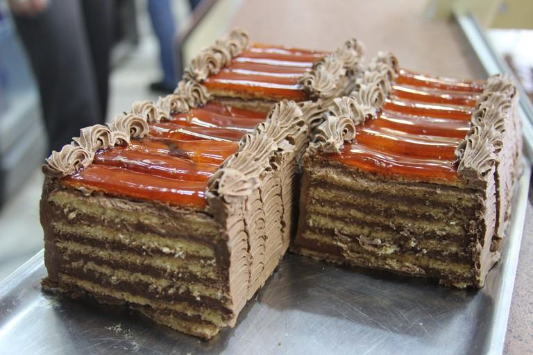 Dobos Torte | ©pxhere