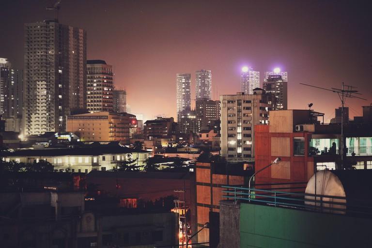 Metro Manila Skyline © chubiprince/Flickr
