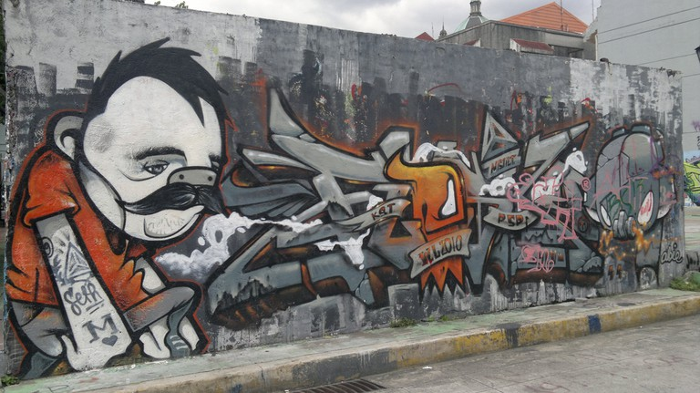 Manila Street Art  © Harwin John Pajares/Flickr