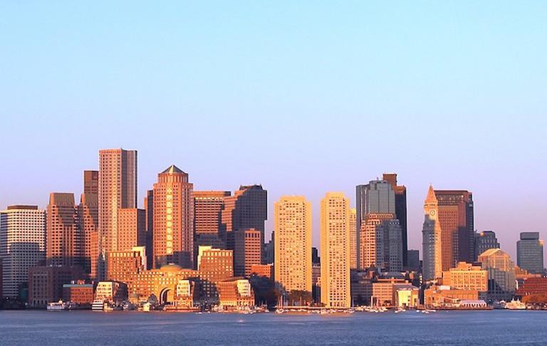 Boston |  © Y. Sawa/WikiCommons
