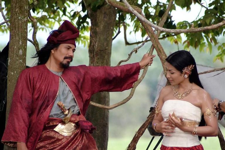 Puteri Gunung Ledang, Courtesy of Enfiniti Productions