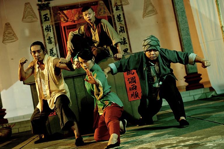 Petaling Street Warriors,  Courtesy of Juita Entertainment
