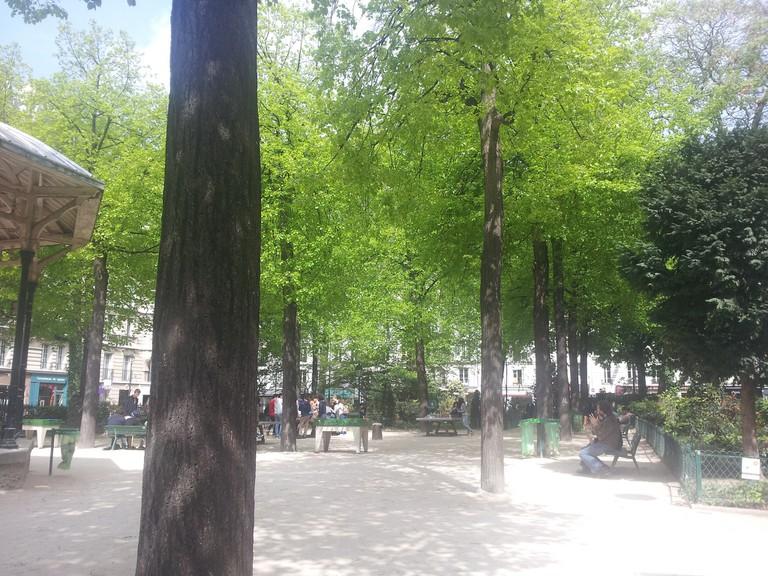 Square Trousseau, Paris |© Esther Westerveld/Flickr