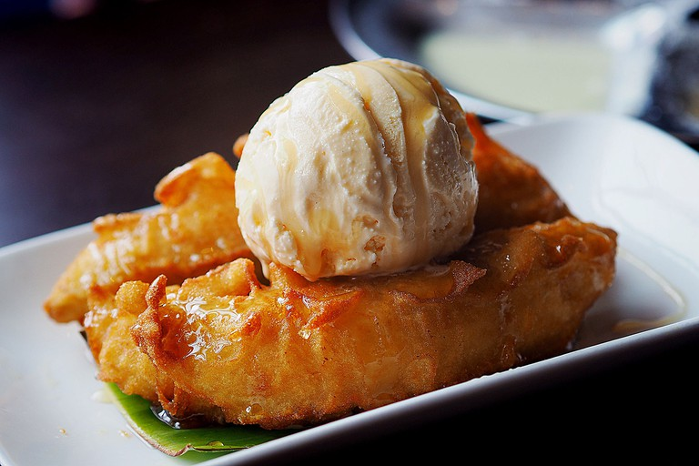 Fried Banana Fritters | ©insatiablemunch/Flickr