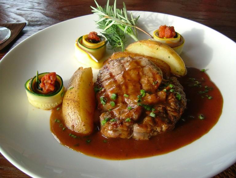 Indonesian cuisine © Kari Lam