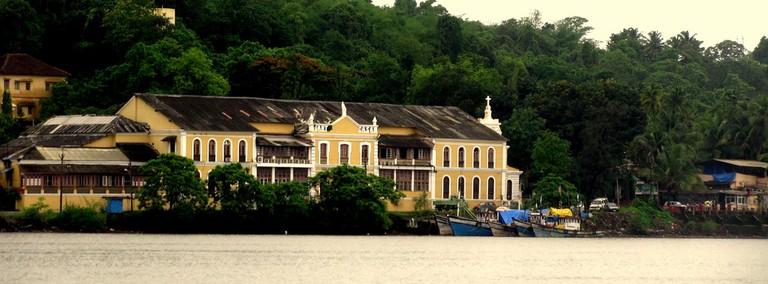 Goa Institute of Management by Brinda Somaya|©Soham Banerjee/Flickr