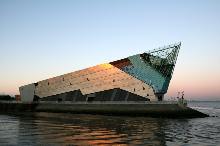The Deep, Hull © James Russell