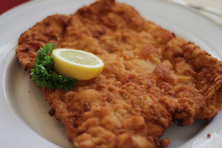 Wiener Schnitzel © tribp