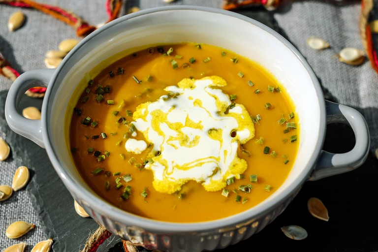 Pumpkin Soup ©Pixabay
